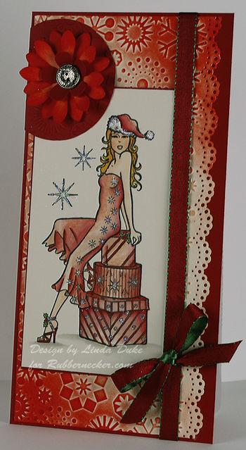 12-2-08 THT Lady In Red - Rubbernecker