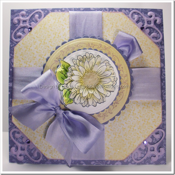 0110 LD  Card Yellow and Lilac 1