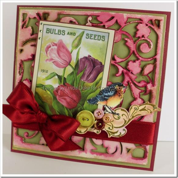 3-29-10 Bulbs and Seeds Crafty Secrets Blog Hop