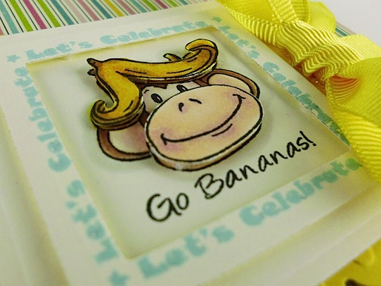 Go Bananas 5-20-10 Stamp Simply