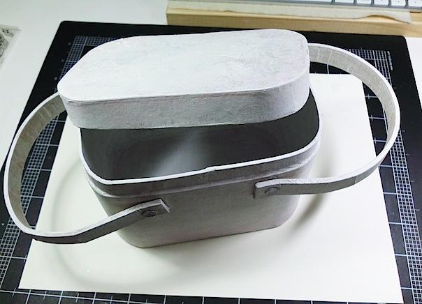 box painted white 1