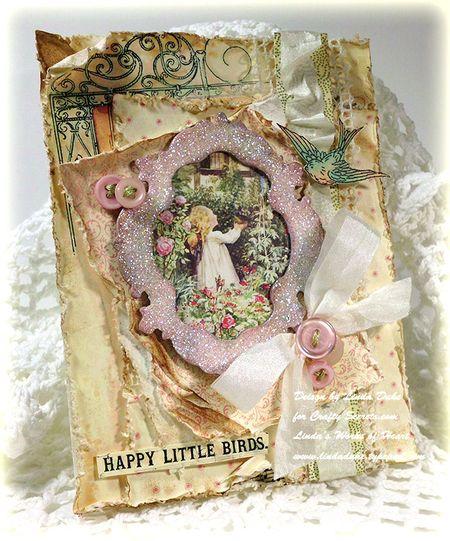 7-8-11 Happy Little Birds CS 1