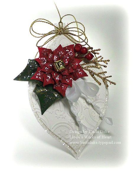 9-30-12 Flower Ornament 1