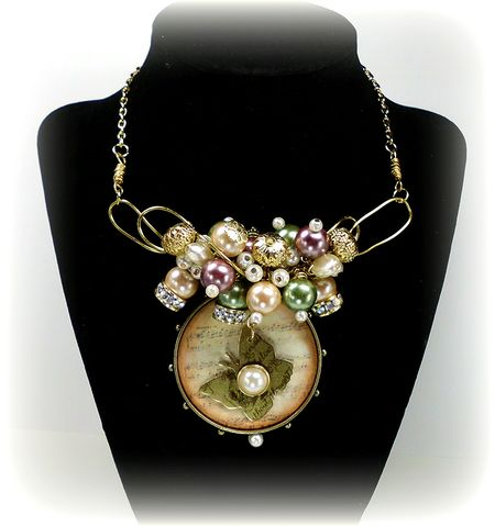 Bead necklace nwm 4
