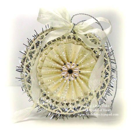 10-31-12 Tinsel Ornament 1