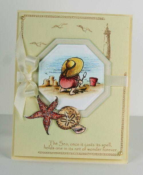 3-16-09 - Seaside - Crafty Secrets