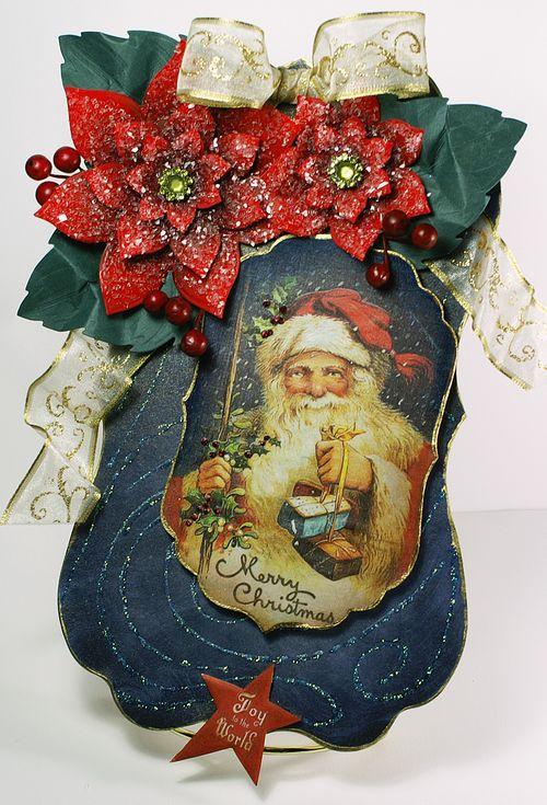 9-19-09 Vintage Christmas - Crafty Secrets