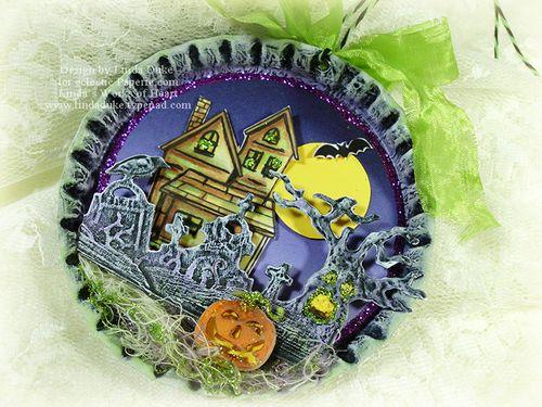 9-16-11 eclectic Paperie Halloween Blog Hop Cap