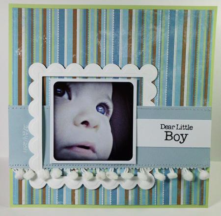 2-26-11 Dear Little Boy